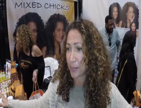 IBS NY 2016 New Product from Mixed Chicks